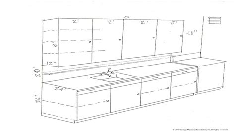 standard cabinet height from counter kitchen cabinet dimensions standard
