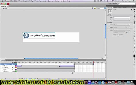 adobe flash tutorial kickass adobe flash tutorial how to create an animated banner