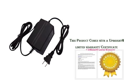 lazy boy massage recliner power cord galleon upbright new ac adapter for in seat solutions