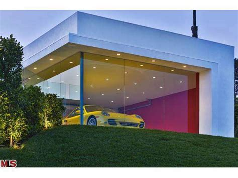 glass garage glass garage in the birds streets of los angeles realtor