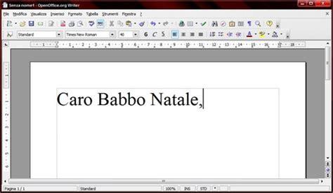 programma per scrivere lettere come creare uno sfondo natalizio salvatore aranzulla