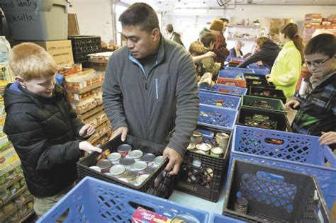 Wasilla Food Pantry by Food Program Expands Scouts Lend A Local News