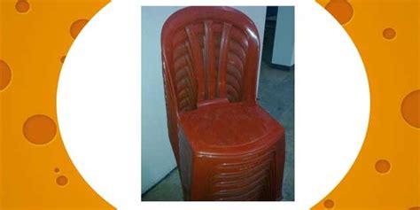 Kursi Chitose Merah kursi plastik 1 merk terjual habis