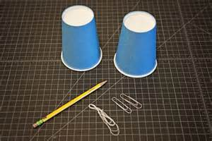 Paper Cup Telephone Craft - how does a paper cup phone work ehow