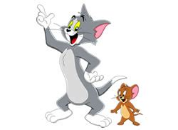 Kaos The Flinstone gifs animados de tom y jerry
