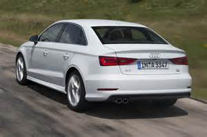 Audi A3 Sallon Audi A3 Saloon 2 0 Tdi Review And Pictures Pictures Evo
