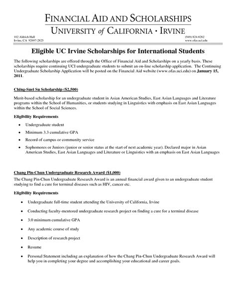 letter for scholarship financial need financial need scholarship letter exles scholarship
