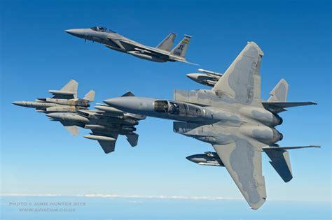 Militär Auto by These Air To Air Shots Of The Bayou Militia S F 15 Eagles