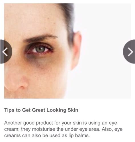 A Few Tips To Get Your Skin In Tip Top Shape by Tips To Get Great Looking Skin Musely
