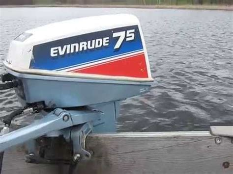 1981 chrysler 7 5hp outboard motor doovi