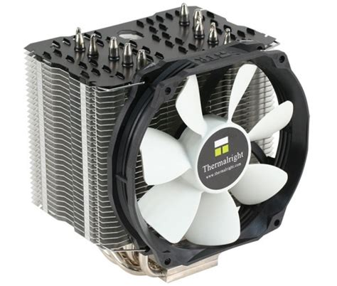 Promo Thermalright Cpu Cooler Fan Ty 127 1 thermalright macho120 187 193 rg 233 p