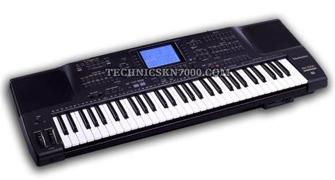 Keyboard Technics Kn 2000 technics kn7000 technics kn2000