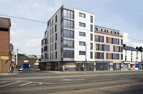 appartments in sheffield new apartments sheffield studio gedye architect peak