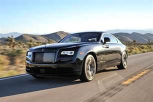 Rolls Royce 2017 2017 Rolls Royce Wraith Black Badge Drive