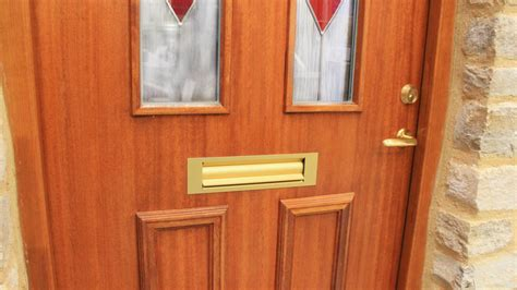 fit  letterbox fitting  letter box   door