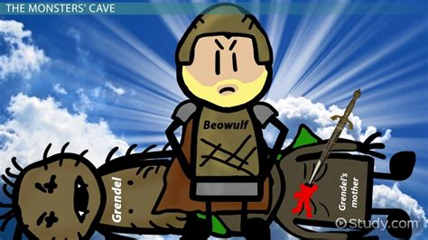 beowulf themes and exles beowulf themes and symbols
