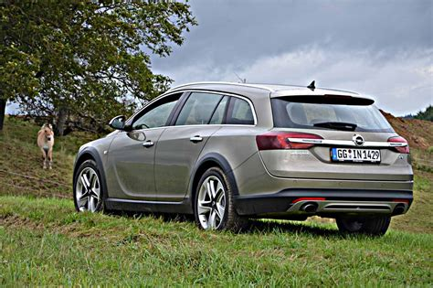 opel insignia 2014 opel insignia country tourer 2014