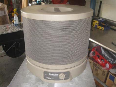 honeywell enviracaire 63500 true hepa air cleaner air purifier ebay