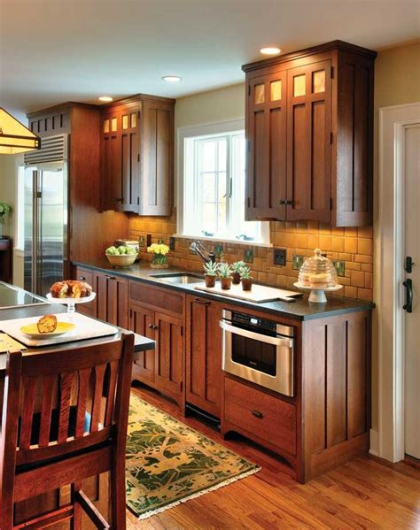 Mission Style Kitchen Cabinets Best 25 Mission Style Kitchens Ideas On Craftsman Style Kitchens Mission Style