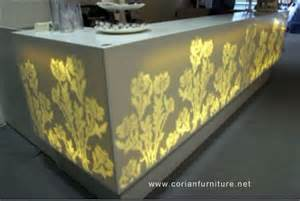 Corian Retailers New Design Modern Retail Shop Cashier Counter Wrap Desk