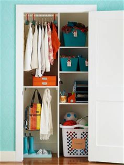 Coat Closet Systems 1000 Ideas About Coat Closet Organization On