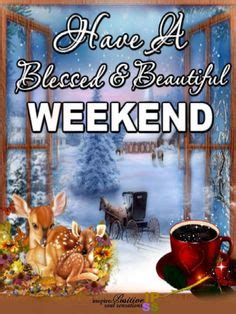 great weekend animated friend weekend friday gif sunday snowman saturday greeting