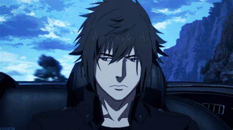 top 20 hot anime boys with black hair gifs myanimelist net