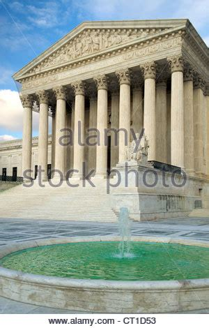 Washington Dc Clerk Of Courts Search United States Supreme Court Building New York County Courthouse New Stock Photo