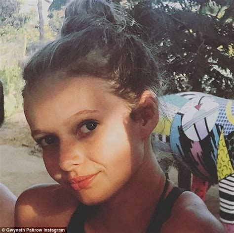 apple martin gwyneth paltrow s daughter apple martin turns 13 daily