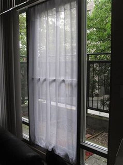 temporary curtain solutions diy screen door for renters very clever great temporary