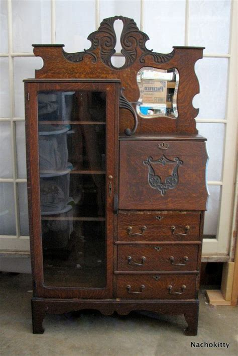 Glass Jewelry Armoire by 11 Best Antique Bookcases Images On Antique