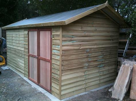 build   shed step  step clickhowto