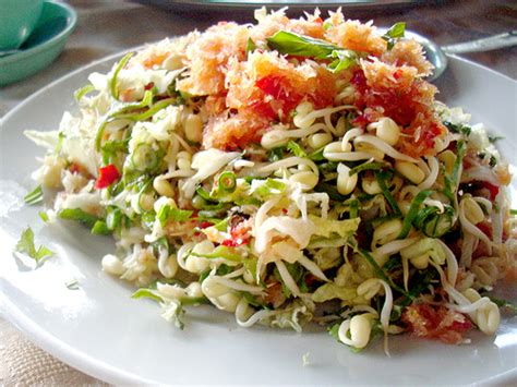 ragam salad rumahan indonesia  bikin rindu masakan ibu