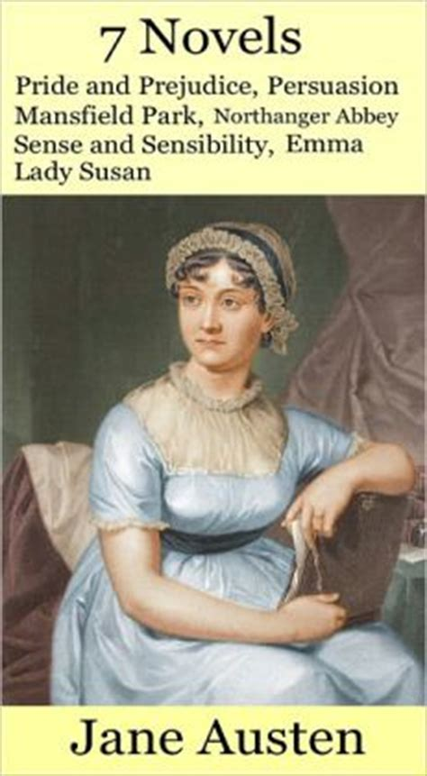 7 Reasons I Austens Novels by Austen Collection Seven Novels In One Pride And
