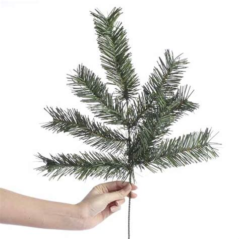 Sprei Evergreen Artificial Evergreen Spray Picks And Stems Floral