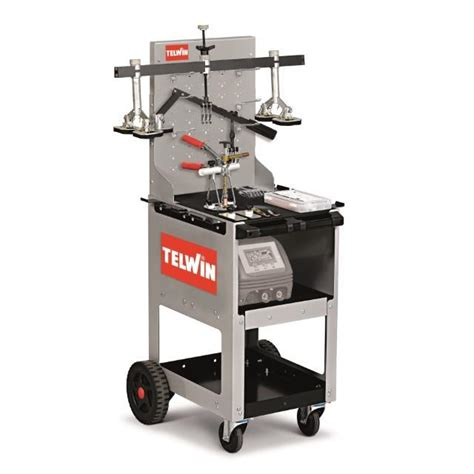 salon and station combo telwin spa puller station combo steel 802850 auto