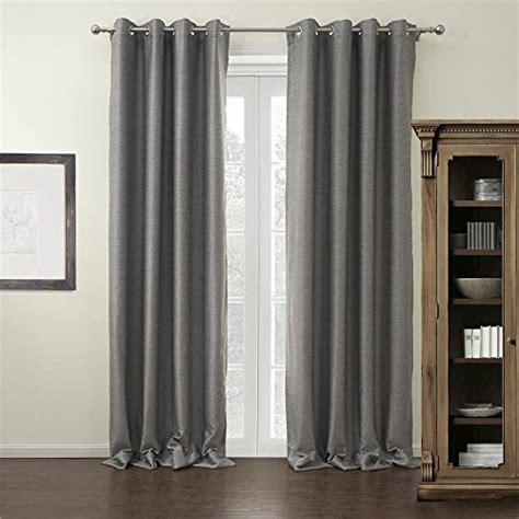 Tenda Sunbrella Sunbrella Outdoor Curtain Panel Nickel Grommet Top