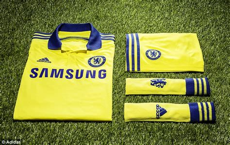 Chelsea Yellow chelsea look back to history for new yellow 2013 14 away