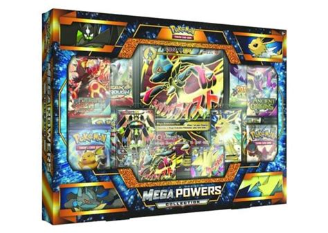 mega powers collection box breakaway sports cards