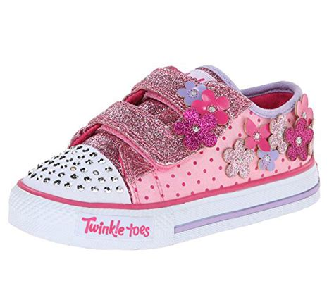 twinkle toes light up shoes infants skechers twinkle toes light up