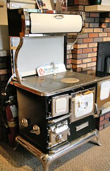Wood Burning Kitchen Stove by Wood Burning Gas Cook Stoves By Hearthstone Heartland
