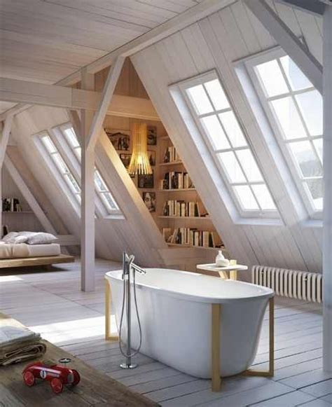 Loft Bedroom With Bath Bedrooms With Attached Open Bath Decozilla