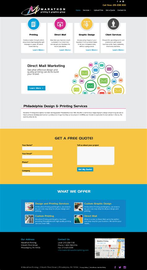 Fab Site Wmagazinecom by Fab Web Philly Converts Joomla Site To Fab Web