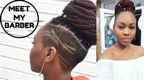 poetic justice plats with shaved back best 25 braids with shaved sides ideas only on pinterest