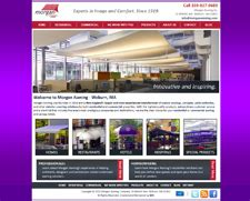 morgan awning wsi pro marketing clients web sites portfolio