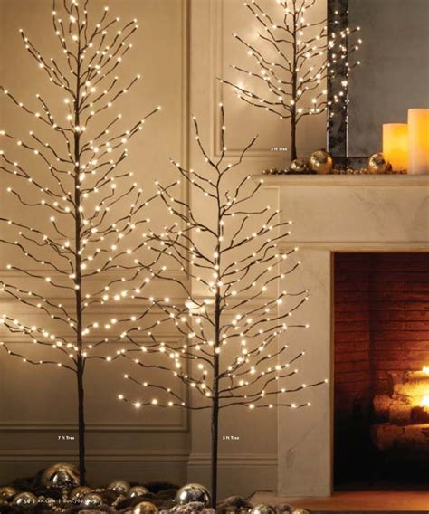 christmas trees restoration hardware i heart these