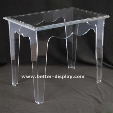 acrylic table legs suppliers manufacturers customized