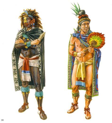 imagenes de vestuarios aztecas miniaturas militares por alfons c 192 novas mexico vestuario