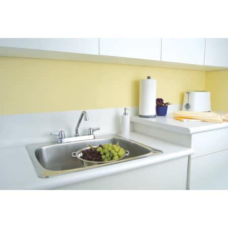 delta 26c3253 chrome commercial bathroom faucet