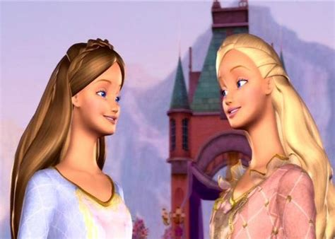 Barbie As The Princess And The Pauper As The Princess And The Pauper